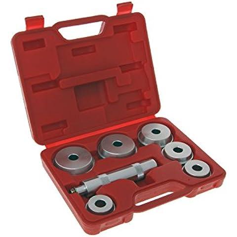 Cuscinetti e bussole utensili per il montaggio set Buzzetti 40–65mm