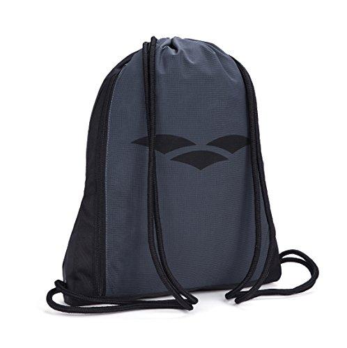 Imagen de mier saco de gimnasia de  para nadar, viajes, deportes, escuela, con bolsillos, 3 colores negro gris  alternativa