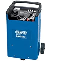 Draper 11966 260A 12/24V Battery Charger/ Starter - ukpricecomparsion.eu