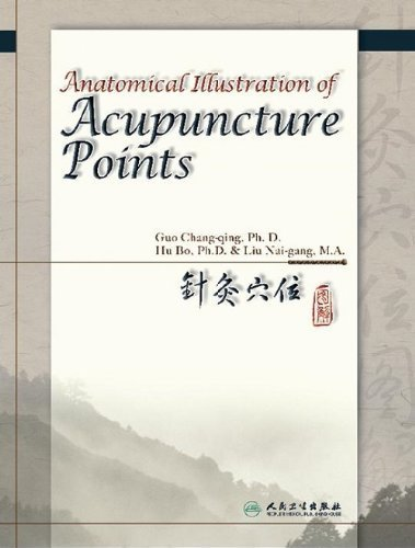 Anatomical Illustration of Acupuncture P...