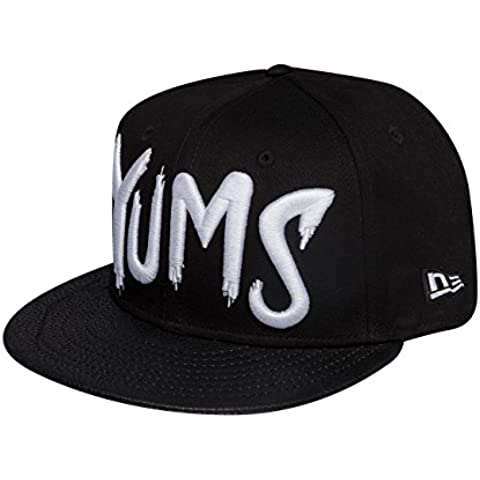 Yums Uomo Caps / Snapback Cap New Era Creepy Too.O nero Regolabile