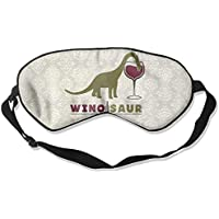 Wino Saur 99% Eyeshade Blinders Sleeping Eye Patch Eye Mask Blindfold For Travel Insomnia Meditation preisvergleich bei billige-tabletten.eu