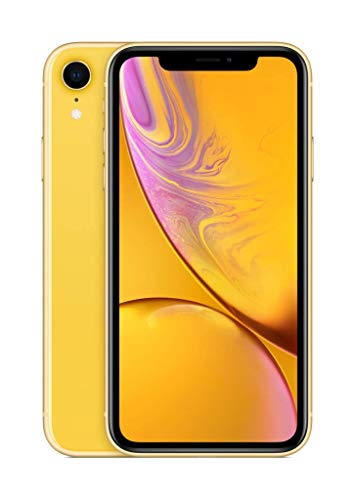Apple iPhone XR (de 128GB) – en amarillo