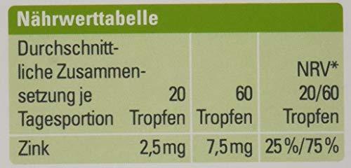 SYXYL Remisyx Tropfen – Nahrungsergänzungsmittel mit rechtsdrehender Milchsäure & Zink für den Säure-Basen-Haushalt – 100 ml Lösung
