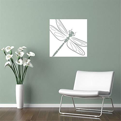 stickers muraux prenom moto Dragonfly Animal for living room nursery chambre d'enfants