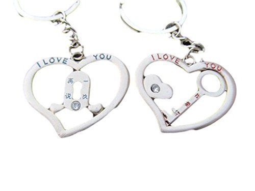 20-different-designs-of-lovers-couples-set-of-2-cute-silver-tone-heart-key-jigsaw-keyrings-love-you-