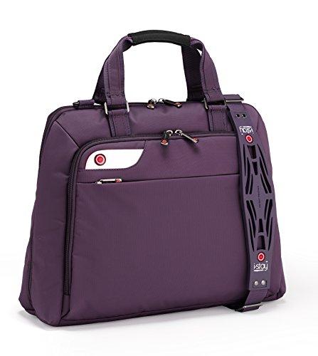 I-Stay Damen Laptoptasche 39,6 cm (15.6 Zoll) lila | is0126 | Notebooktasche Frauen von I Stay (15-zoll-laptop-lila)