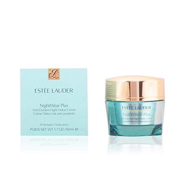 Estée Lauder Nightwear Anti-Oxidant Night Detox Creme Crema – 50 ml