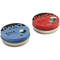 Gamo 156C2 - Balines Mod Diabolo Caja Metl 250Pz