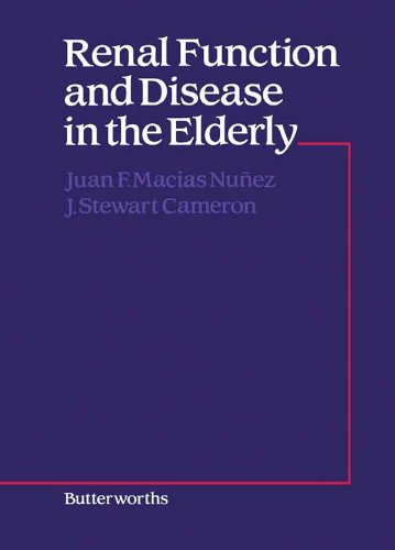 Renal Function and Disease in the Elderly (English Edition)