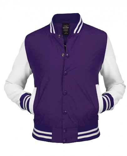 Urban Classics Ladies Light College Jacket TB132 Purple