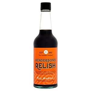 Henderson's Relish 284ml (284ml bottle)