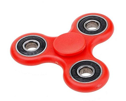 zhoke-triangolo-punta-in-plastica-gyro-finger-spiral-decompressione-giocattoli-1-triangular-red