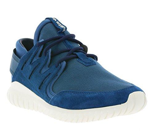 Adidas Tubular Nova Herren Sapatilha Blau