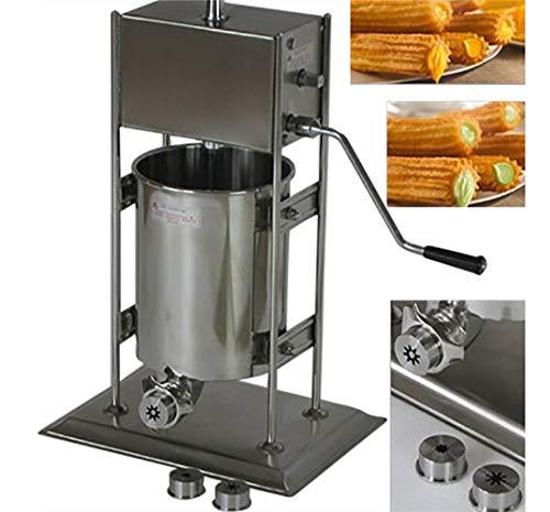 BAOSHISHAN 10L manuel espagnol Churros machine à pain Commercial Outil Professionnel de machine à Churros de cuisine cuisson Pâtisserie CE