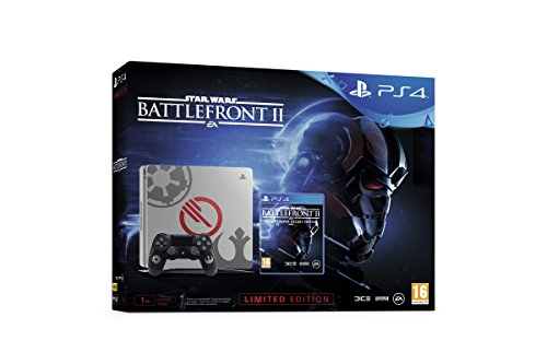 Pack PS4 – PS4 Slim de 1TB + Star Wars Battlefront II