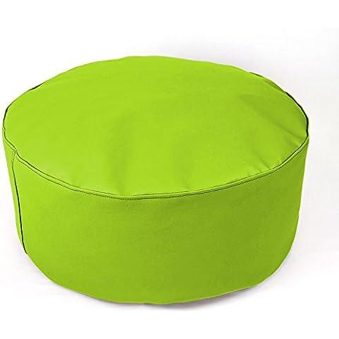 Puff Taburete XL 65x65x35 (Verde)