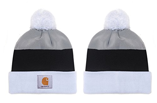 Carhartt Knit Hat Adjustable Hat Unisex Fashion Cool Snapback Baseball Cap Black 12 One Size