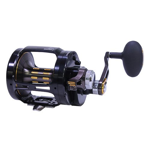 Daiwa Saltiga SALD60HDF Hyper Speed Lever Drag Saltwater Dog Fight Reel 6.1:1 (Saltwater Daiwa Angelrollen)