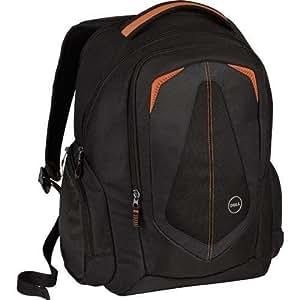 """DELL 460-11739 Sac pour Notebook 17 """" - Noir/Orange"""