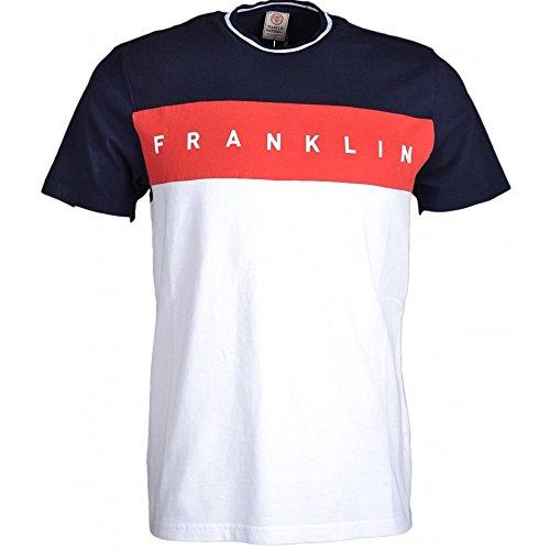 Franklin & Marshall - Camiseta - para hombre azul azul marino X-Large