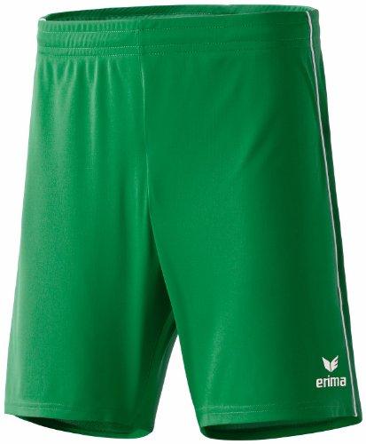 erima Herren Shorts Classic smaragd/weiß