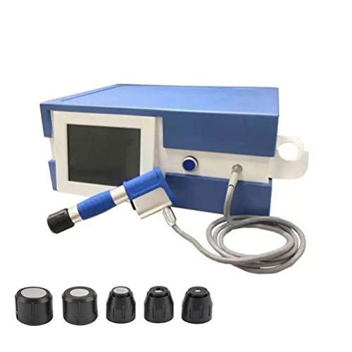 La presión de aire extracorporal terapia de onda de choque el equipo de Eswt máquina de fisioterapia para el tratamiento de la DE, Adelgazamiento masajeador eliminación de celulitis