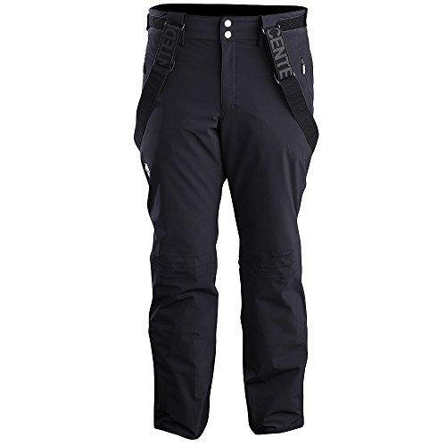 Descente Shorts Sport Swiss Pant, schwarz, 40 (Shorts Descente Schwarz)
