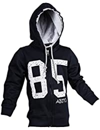 ABITO Boys Hooded Sweatshirt in Cotton