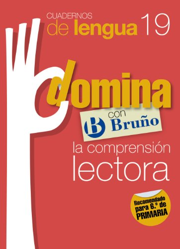 Cuadernos Domina Lengua 19 Comprensión lectora 6 (Castellano - Material Complementario - Cuadernos De Lengua Primaria) - 9788421669051