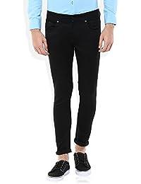 Seasons Black Low Rise Super Skinny Fit Jeans
