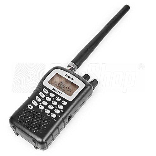 Uniden Bearcat UBC-92XLT Breitbandfunkscanner / Handscanner / Funk Scanner / Frequenzbereich 25 – 960MHz