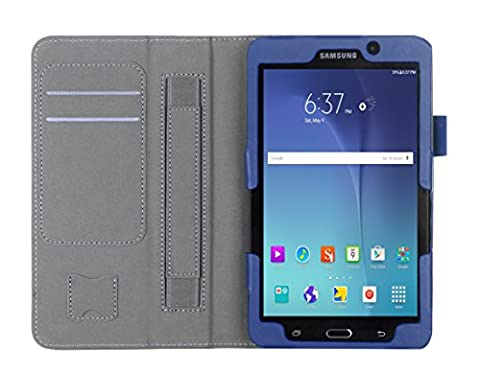 ISIN Tablet Fall Serie Premium PU-Leder Schutzhülle für Samsung Galaxy