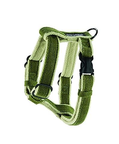 Planet Dog Cozy Hemp Adjustable Harness,