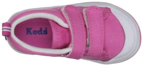 Keds Kids Graham H&L kt43397e, Premiers pas fille Rose (Rose-V.8)