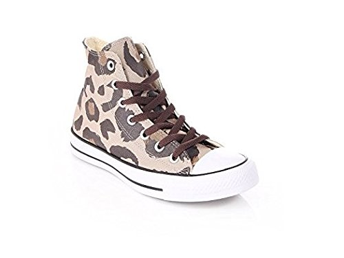Converse, Sneaker donna marrone Vintage Khaki Dark Chocol Brown