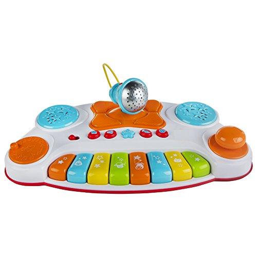winfun - Órgano eléctrico infantil (44252)