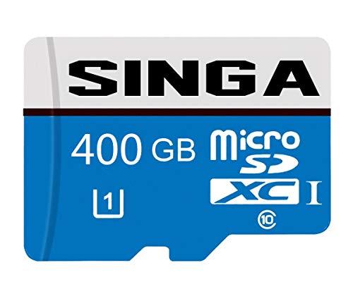 Tarjeta Memoria Micro SD 128 GB/256 GB/400 GB Clase