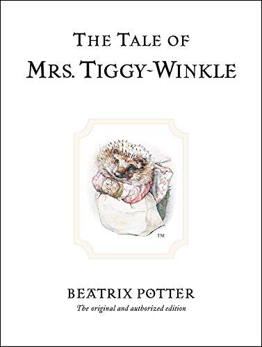 The Tale of Mrs. Tiggy-Winkle (Beatrix Potter Originals)
