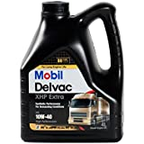 Mobil 149757 Motoröl 1 Delvac XHP extra, 4 Liter
