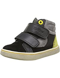 Kickers Lyvio - Zapatos de primeros pasos Bebé-Niñas