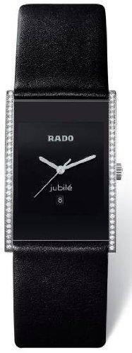 Rado Herren-Armbanduhr Analog Quarz Leder 152.0757.3.115