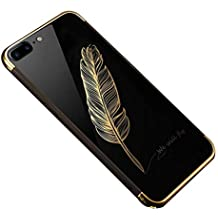 coque iphone 8 plus rigide miroir