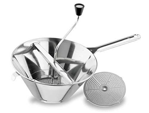 Lacor - 60030 - PAsapures 2 Discos Chef Inox 30