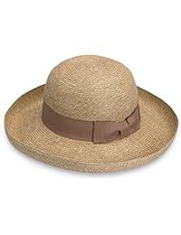 7dbc67cf177 Wallaroo Women s UV Georgia Hat - UPF50+ Sun Protection (Adjustable    Packable)