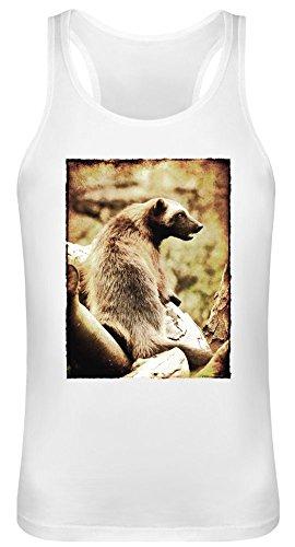 Tasmanischer Teufel - Tasmanian Devil Tank Top T-Shirt Jersey for Men & Women - 100{4b89adc99ee73ff8779cc5608b113d787a2e3d1cecb13c832dec74e77140598a} Soft Cotton DTG Printing Unisex Clothing XX-Large