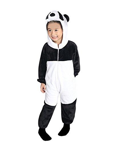 r. 98-104, für Kinder, Panda-Kostüme Pandas für Fasching Karneval, Panda-Bär Klein-Kinder Karnevalskostüme, Kinder-Faschingskostüme, Geburtstags-Geschenk Weihnachts-Geschenk (Kinder-kostüm Ideen Für Jungen)