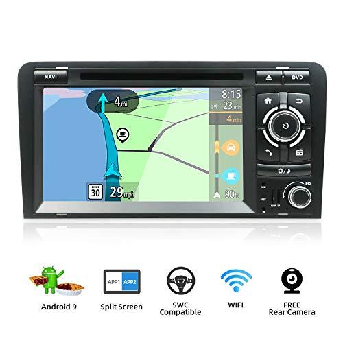Autoradio Android 9.0-2 Din Estéreo navegación GPS