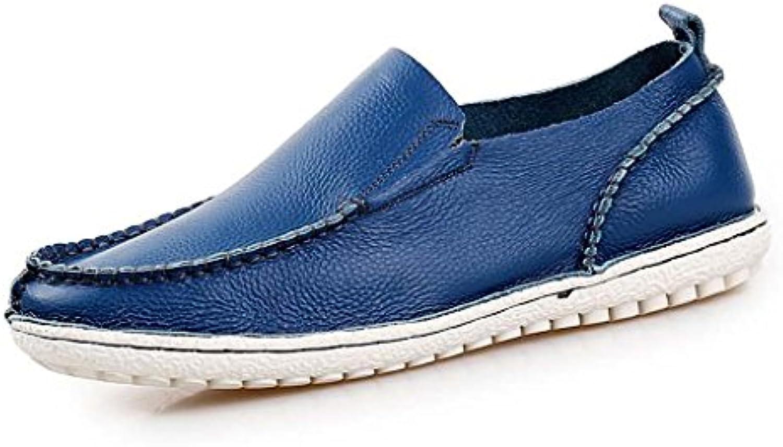 ZXCV Outdoor Schuhe Mode Männlich Flache Mit Licht Atmungs Segeln Schuhe Täglich Casual Flut Herrenschuhe ( Farbe