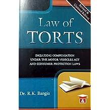 R K Bangia Law Of Torts Pdf